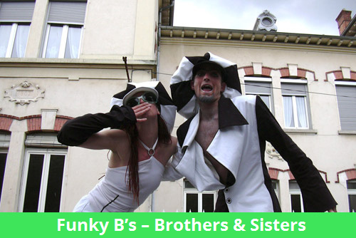 Funky B's – Brothers & Sisters