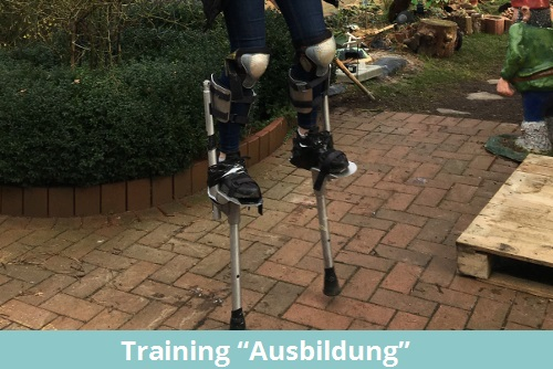 "Training ""Ausbildung"""